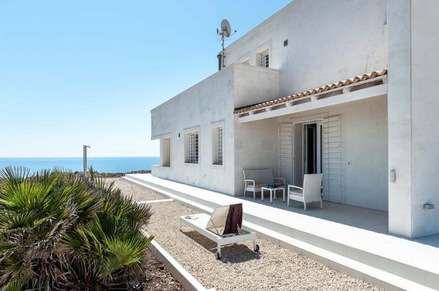 Villa Direct Aan Zee Zuid Sicilie 8