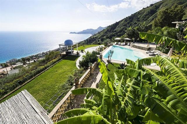 Villa Geweldige Uitzichten Taormina 1