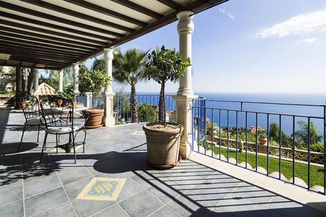 Villa Geweldige Uitzichten Taormina 10b