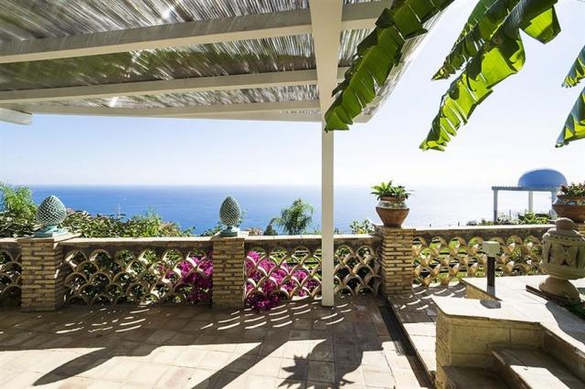 Villa Geweldige Uitzichten Taormina 10d
