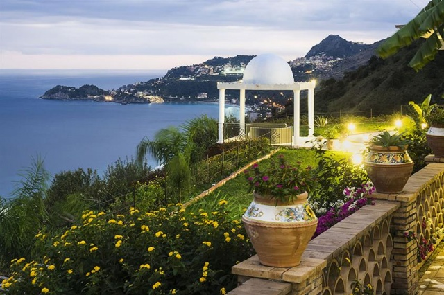 Villa Geweldige Uitzichten Taormina 11