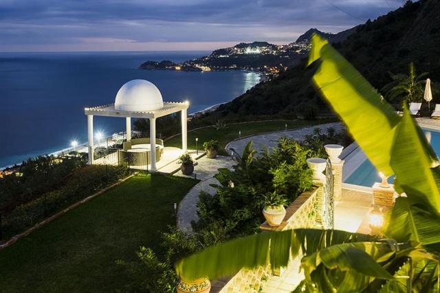 Villa Geweldige Uitzichten Taormina 12