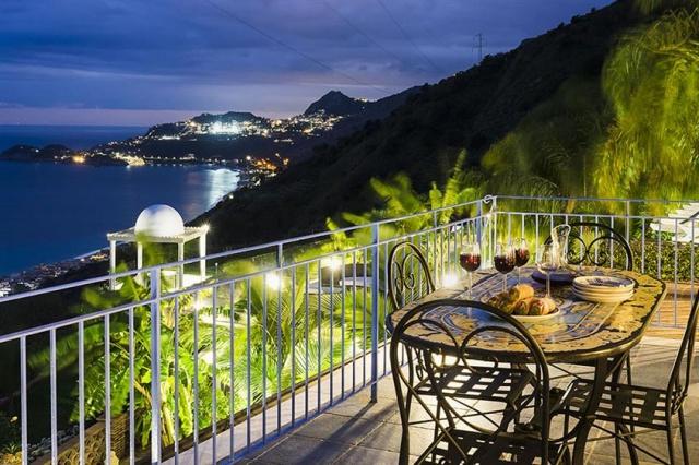 Villa Geweldige Uitzichten Taormina 13