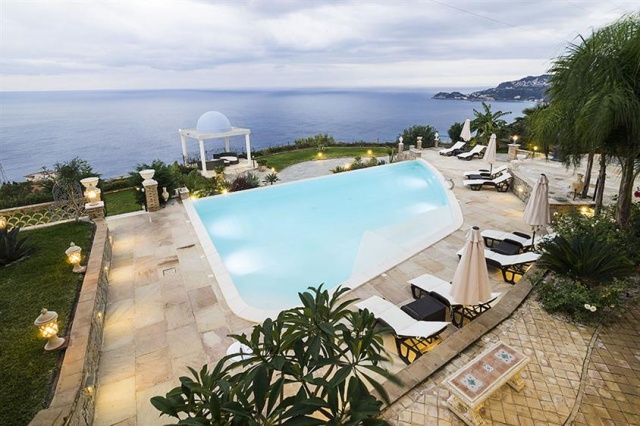 Villa Geweldige Uitzichten Taormina 7