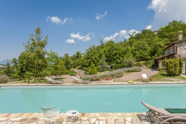 Villa Groot Zwembad Midden Le Marche 33