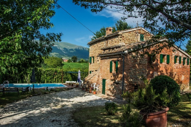 Villa Le Marche Sibillini 1