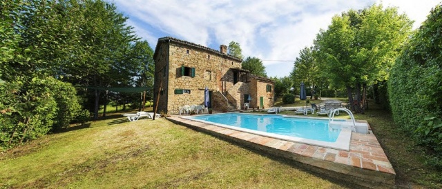 Villa Le Marche Sibillini 2a