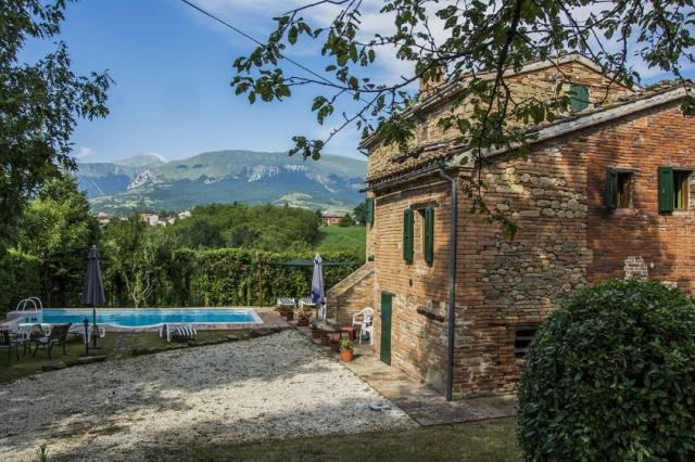 Villa Le Marche Sibillini 4