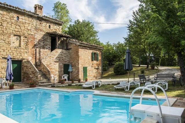 Villa Le Marche Sibillini 5