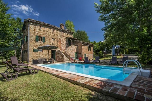 Villa Le Marche Sibillini 6