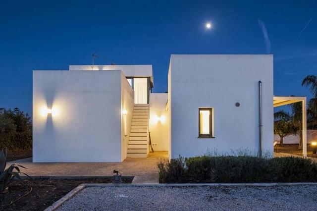Villa Loopafstand Zee Sicilie 12