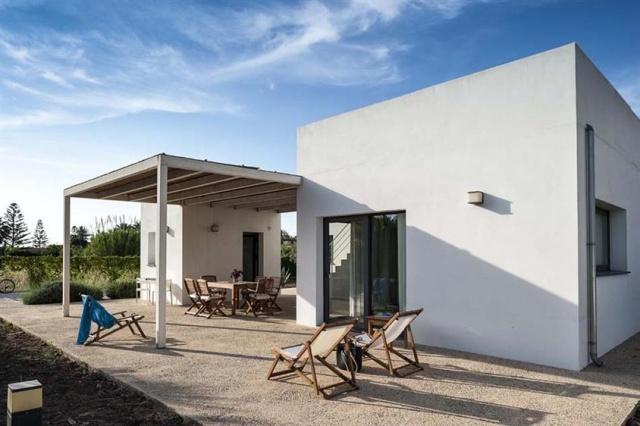 Villa Loopafstand Zee Sicilie 5