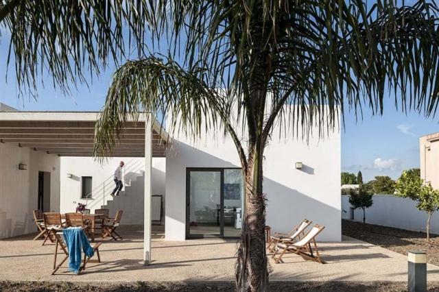 Villa Loopafstand Zee Sicilie 6