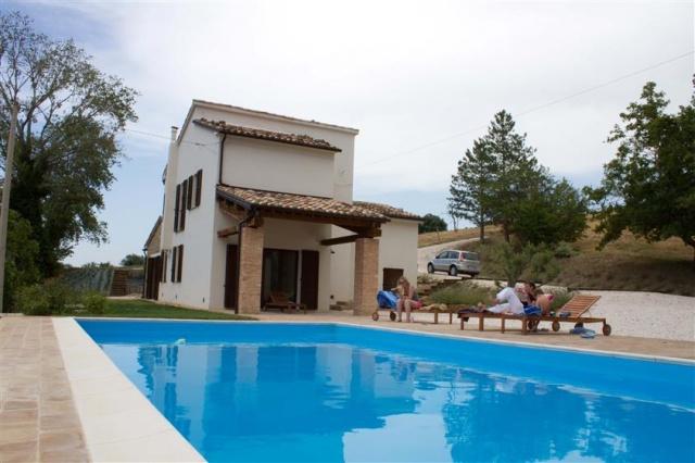 Villa Met Zwembad Bij San Ginesio 11a