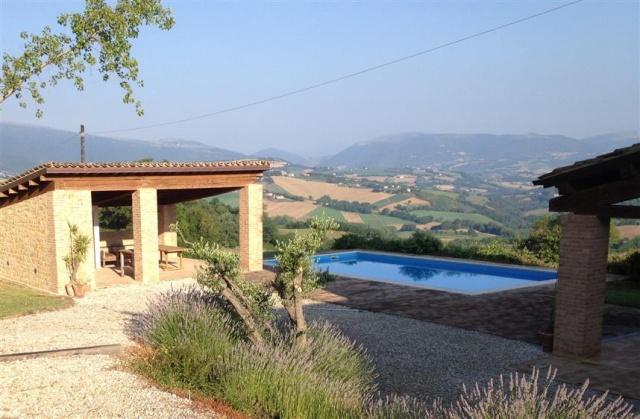 Villa Met Zwembad Bij San Ginesio 6a