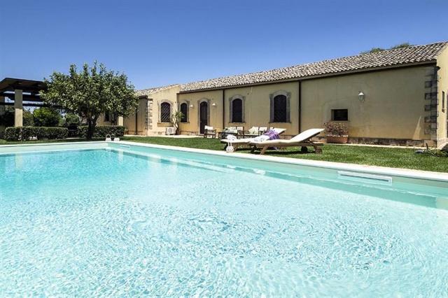 Villa Vlakbij Strand Sicilie 3