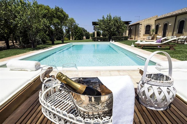 Villa Vlakbij Strand Sicilie 5