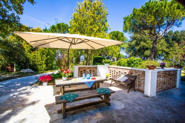 Villa Vlakbij Zee In Le Marche 1