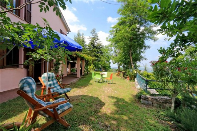 Villa Zwembad Sarnano 12