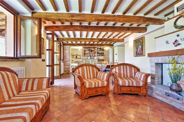 Villa Zwembad Sarnano 17