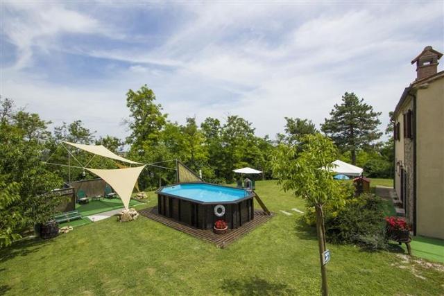 Villa Zwembad Wifi Le Marche 65