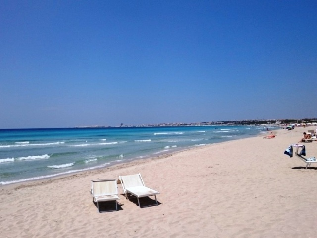 Villa Gallipoli Strand Puglia 18