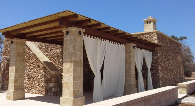 Villa Gallipoli Strand Puglia 3
