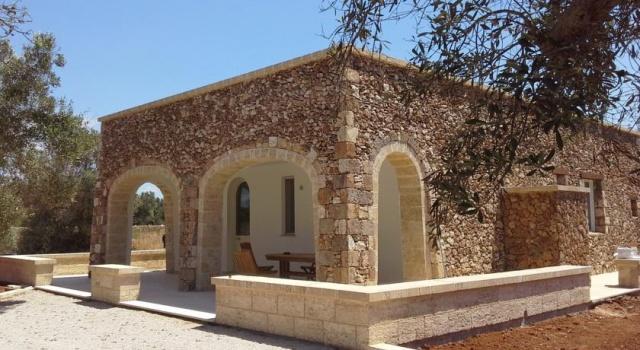 Villa Gallipoli Strand Puglia 7
