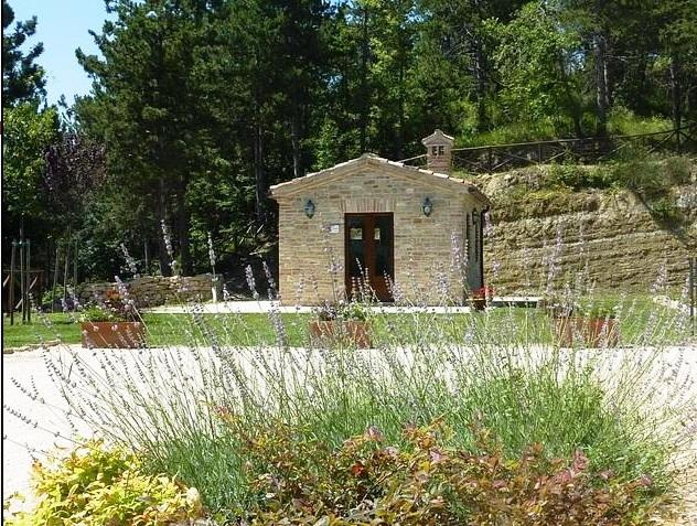 Villa Met Zwembad Voor 11p In Montelparo Le Marche 1