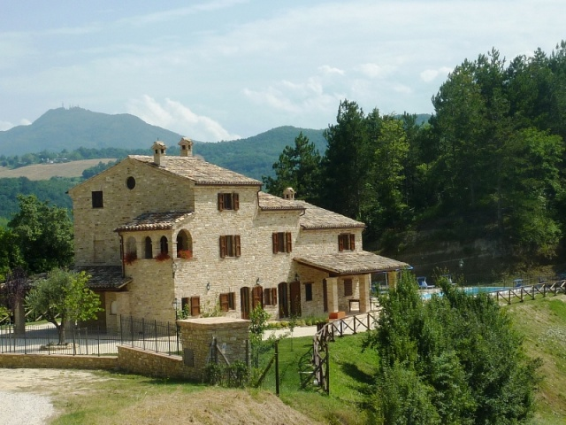 Villa Met Zwembad Voor 11p In Montelparo Le Marche 13