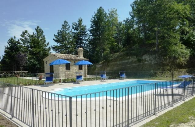 Villa Met Zwembad Voor 11p In Montelparo Le Marche 14