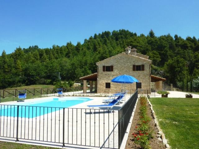 Villa Met Zwembad Voor 11p In Montelparo Le Marche 16