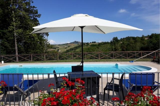 Villa Met Zwembad Voor 11p In Montelparo Le Marche 24