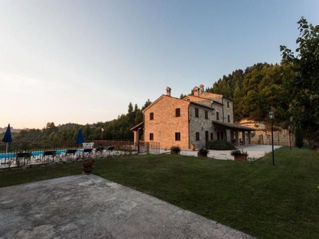 Villa Met Zwembad Voor 11p In Montelparo Le Marche 25