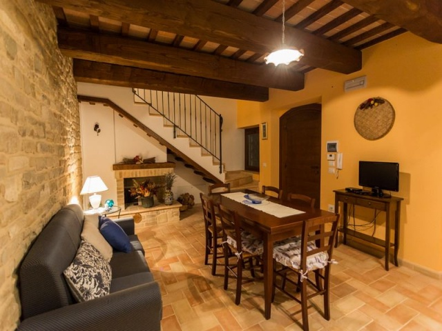 Villa Met Zwembad Voor 11p In Montelparo Le Marche 27