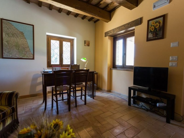Villa Met Zwembad Voor 11p In Montelparo Le Marche 31
