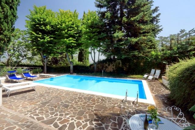 Vrijstaand Vakantiehuis Zwembad Le Marche 20