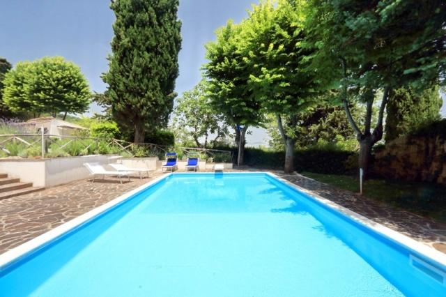 Vrijstaand Vakantiehuis Zwembad Le Marche 23