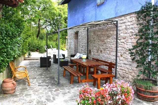 Vrijstaand Huis In Borgo Bij Fabriano 33