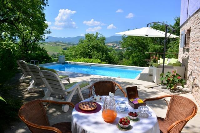 Vrijstaand Huis In Borgo Bij Fabriano 37