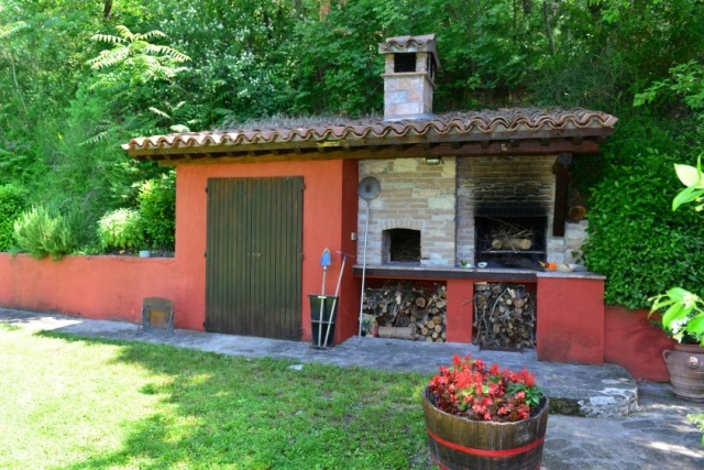 Vrijstaand Huis In Borgo Bij Fabriano 40