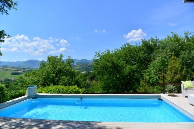 Vrijstaand Huis In Borgo Bij Fabriano 42