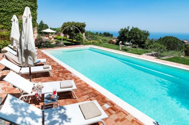 Vrijstaande Vakantiewoning Natuurpark Etna Sicilie 5a