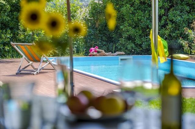 Vrijstaande Villa Voor 14pmet Pool Vlakbij Zee 28