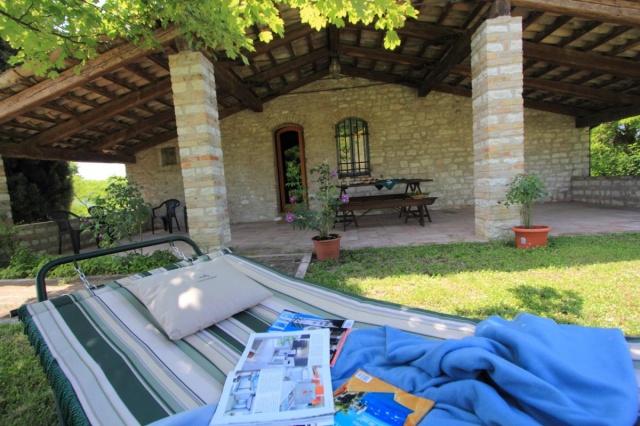 Vrijstaande Huisje Met Zwembad In Noord Le Marche 32