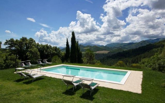 Vrijstaande Huisje Met Zwembad In Noord Le Marche 41