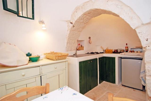 Vrijstaande Trullo Voor 8 P In Puglia 9