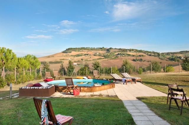 Woning Met Zwembad Bij Macerata Le Marche 6
