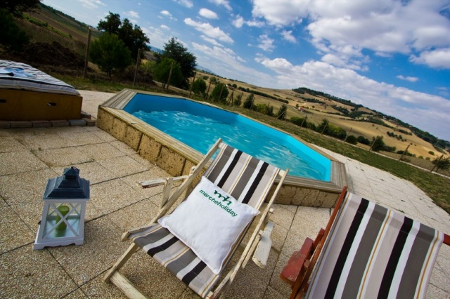 Woning Met Zwembad Bij Macerata Le Marche 8