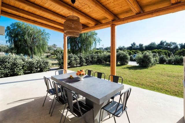 Zeer Luxe Villa Zwembad Zee Sicilie 11